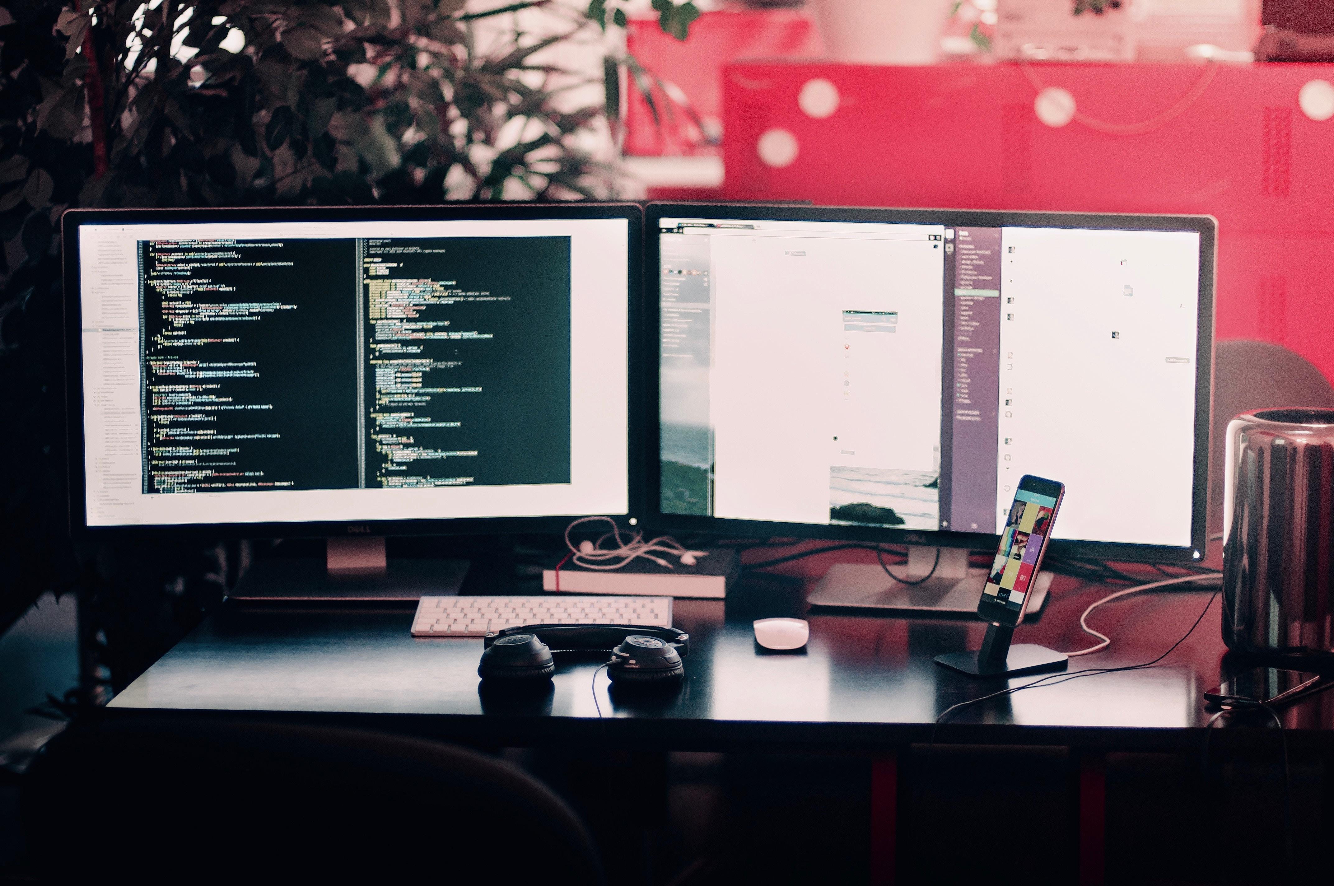 espacio de trabajo de un TI
